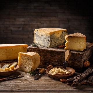 Halbhart & Hart-Käse